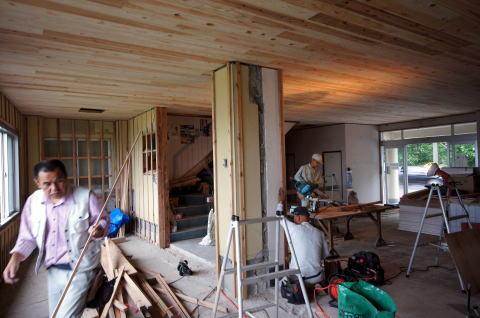 023 木工事