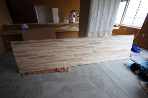 053 木製什器工事