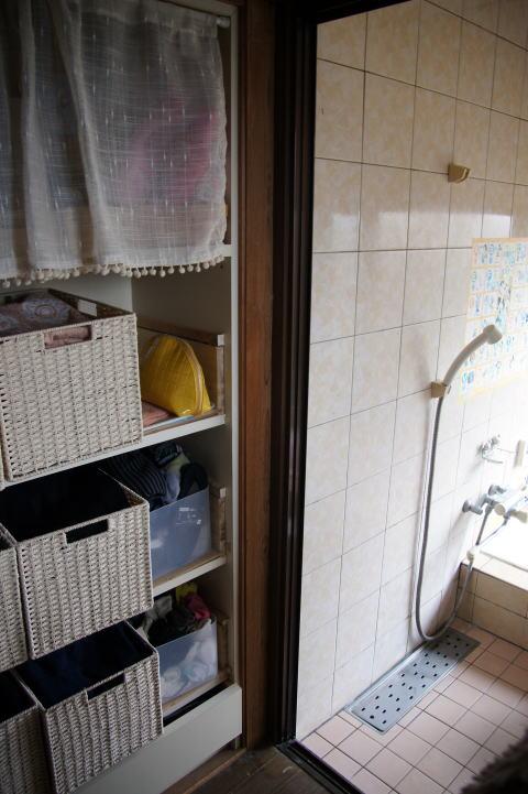 012 工事着工前 浴室・洗面脱衣室