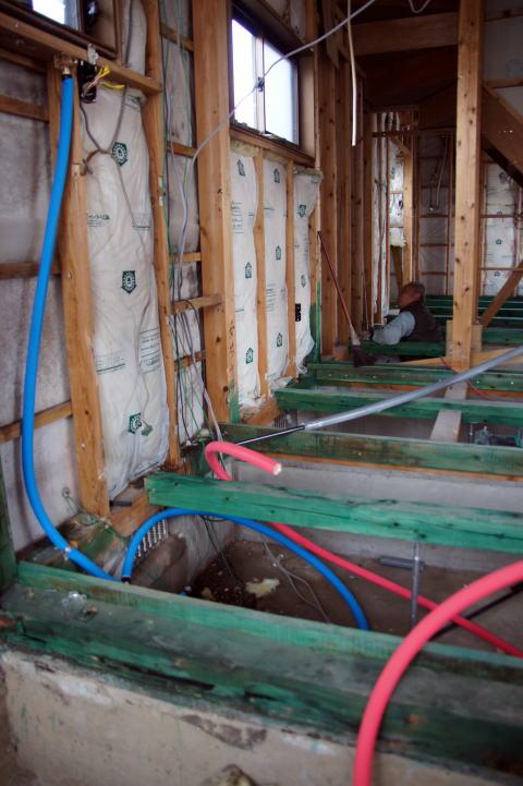 062 給排水設備工事