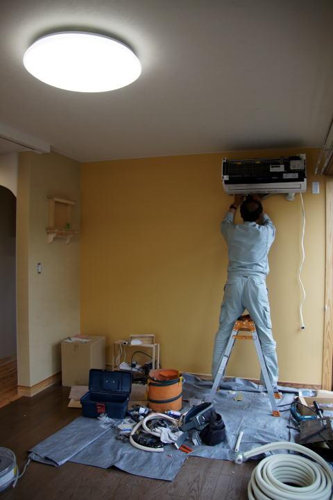 112 空調設備工事