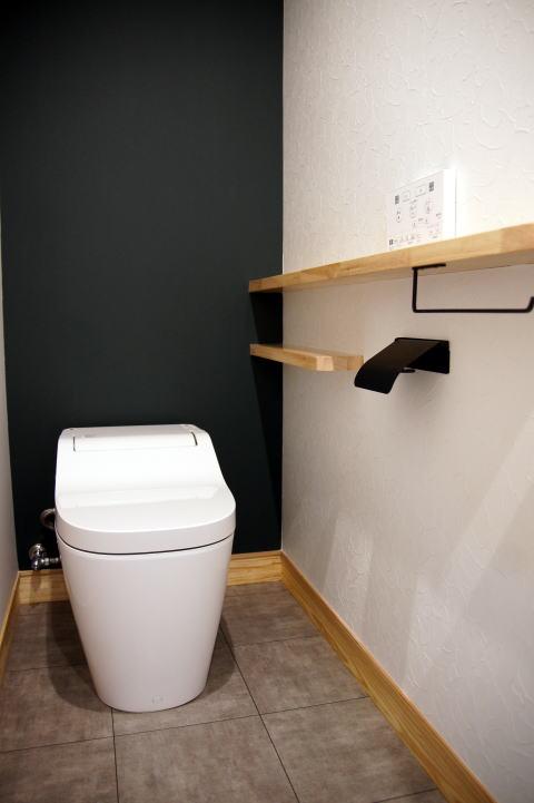122 完成 トイレ