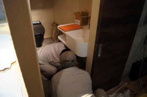 054 衛生設備工事