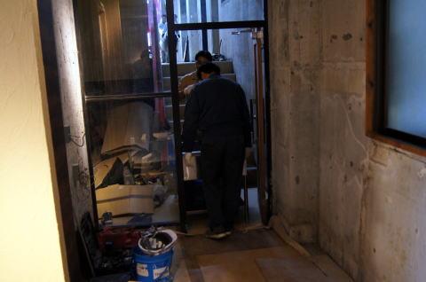 058 厨房設備設置