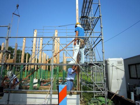 021 木工事