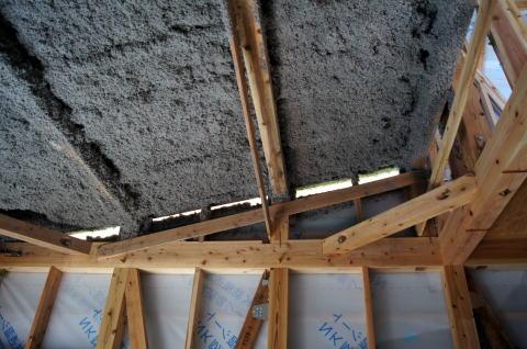 061 屋根断熱工事