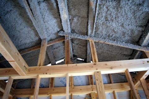 062 屋根断熱工事