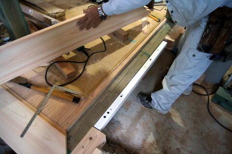 091 木工事