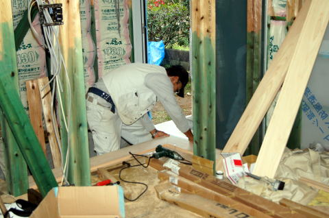 096 木工事