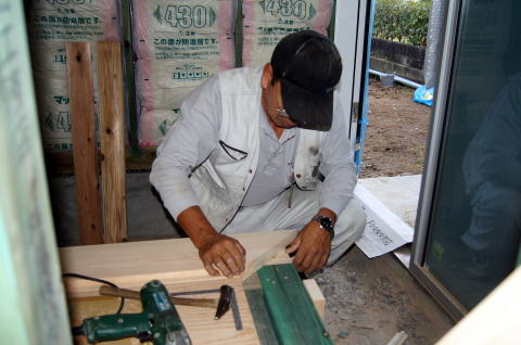 097 木工事
