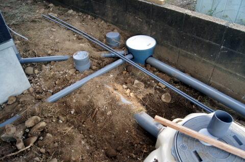 103 浄化槽設置工事