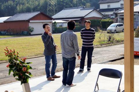 155 完成見学会(2012年11月23日-27日)