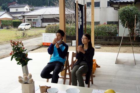 156 完成見学会(2012年11月23日-27日)