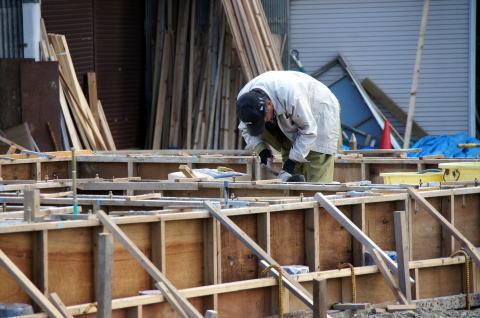020 基礎コンクリート工事