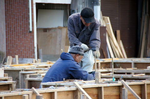 022 基礎コンクリート工事