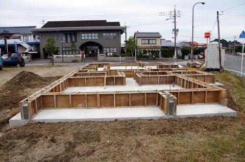 023 基礎コンクリート工事