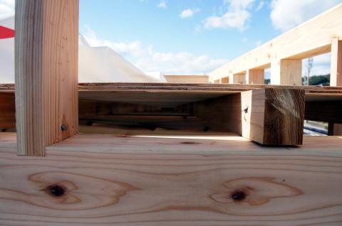 038 木工事