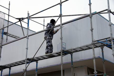 075 塗装工事