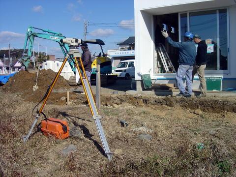 084 浄化槽設置工事