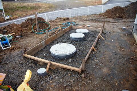 091 浄化槽設置工事
