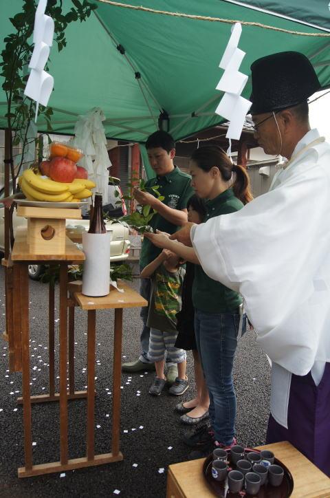 002 地鎮祭 2014.06.28