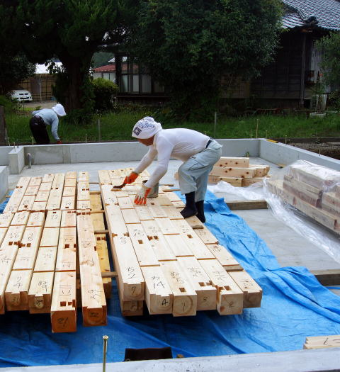 036 木工事