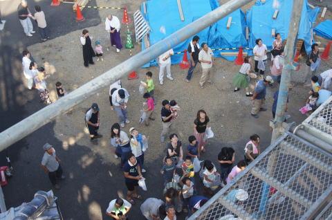 066 木工事 上棟式(2014.07.26)