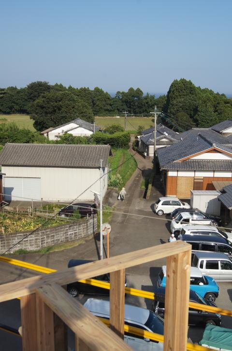 071 木工事 上棟式(2014.07.26)