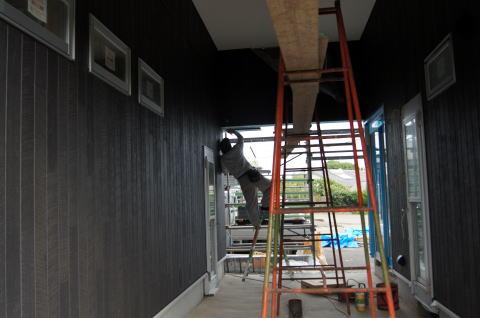 110 塗装工事