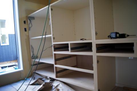 119 家具工事