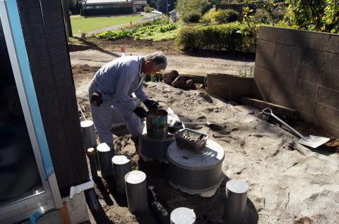 127 合併処理浄化槽設置工事