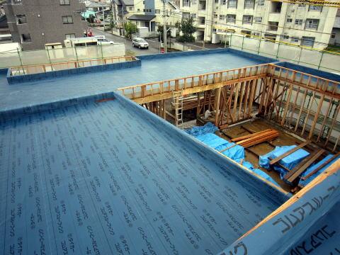 017 屋根工事
