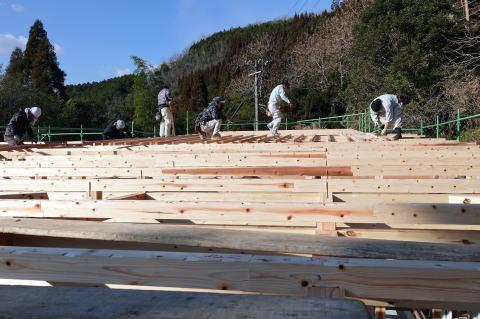027 木工事