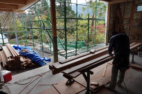 055 木工事