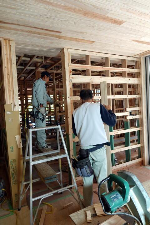 056 木工事