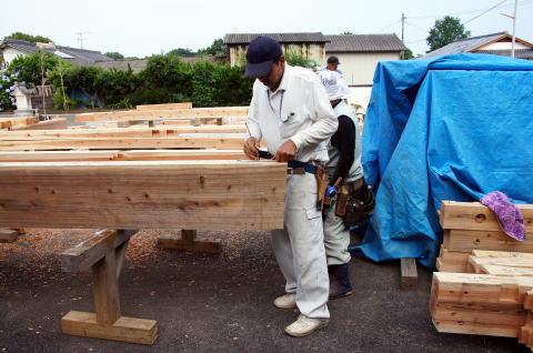 013 木工事