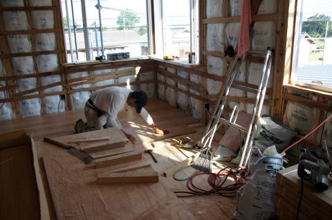 033 木工事