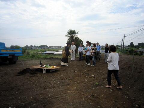 003 地鎮祭 2011年5月10日(大安)