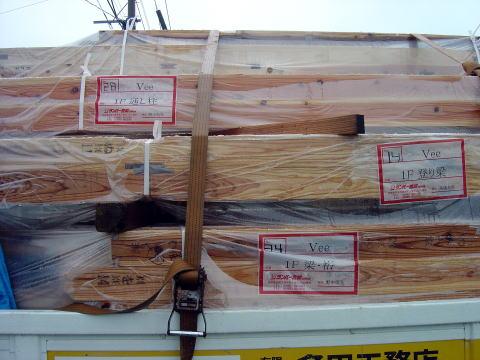 024 木材搬入